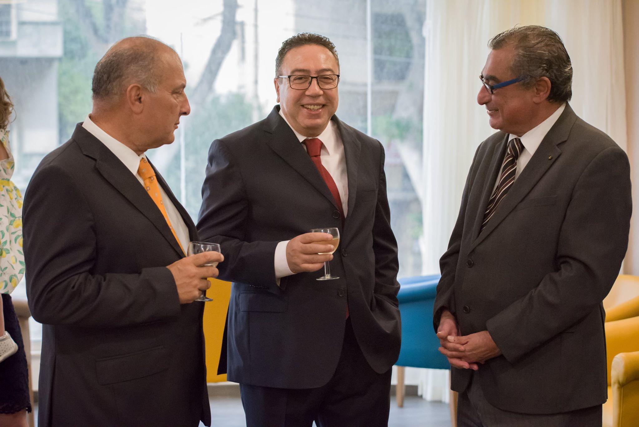 Hasil gambar untuk Tunisian Ambassador Zyed Bouzouita: